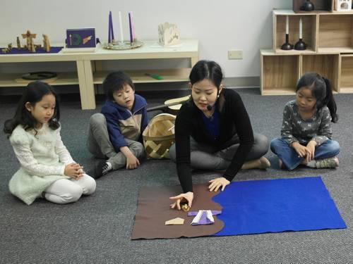 Korean-American congregation