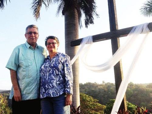 David Cortes-Fuentes and Josey Saez-Acevedo are the first mission co-workers to live in Cuba since 1959. (Photo courtesy of David Cortes-Fuentes and Josey Saez-Acevedo)