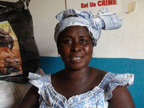 Neema Androsi and other women confronted militia leaders to advocate for peace in the Democratic Republic of the Congo. (Photo courtesy of Christi Boyd)