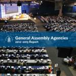 General Assembly Agencies 2012-2013 Report