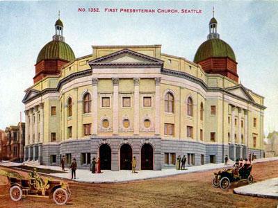 First Presbyterian Church, Seattle