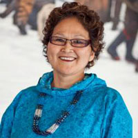 Lucy Apatiki, 2016 Women of Faith Award recipient