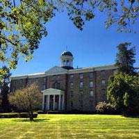 Brown Hall at Princeton Theological Seminary