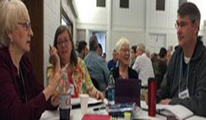 Presbyterian Leader Training Event