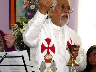 Edgar Moros-Ruano, a former Presbyterian mission co-worker, serves as pastor of the Congregation of the Resurrection and a tenured professor of philosophy at Universidad de Los Andes in Merida, Venezuela. (Photo by Juan Sarmiento)