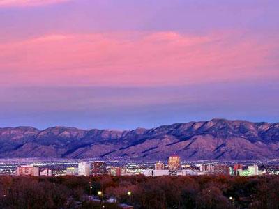 Albuquerque skyline. (Photo provided)