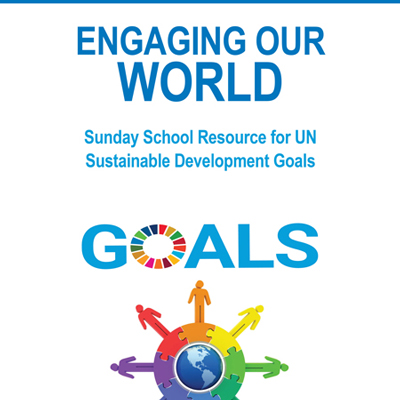 Go to Sunday school with the United Nations image