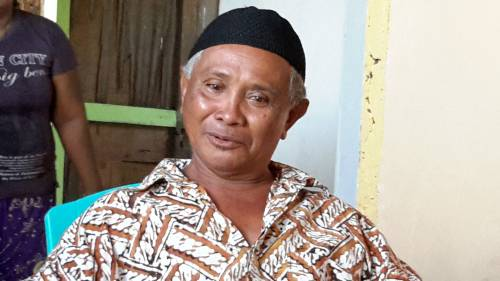 Uncle Din: the Head of the Mosque in Farsijana's village