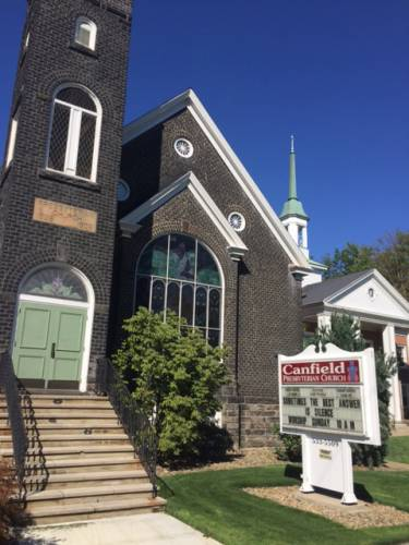 Canfield Presbyterian Church. (Photo provided)