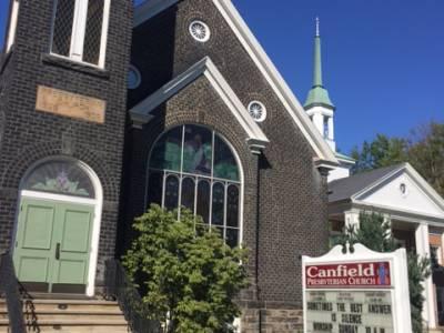Canfield Presbyterian Church. (Photo provided)
