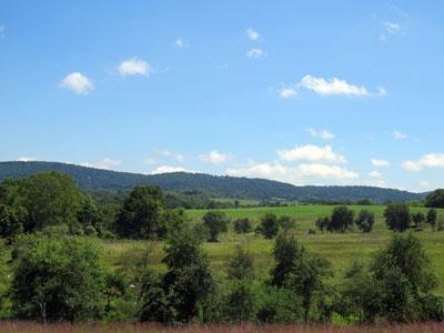 Antietam, site of the bloodiest day of the U.S. Civil War