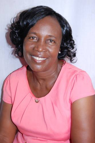 Rev. Gladys Lariba Mahama