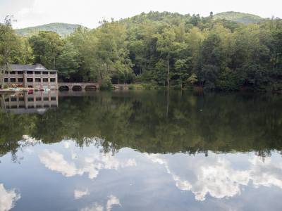 Montreat Conference Center. Photo by Gregg Brekke