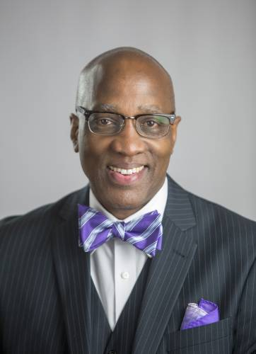 Stated Clerk of the General Assembly, Reverend Dr. J. Herbert Nelson