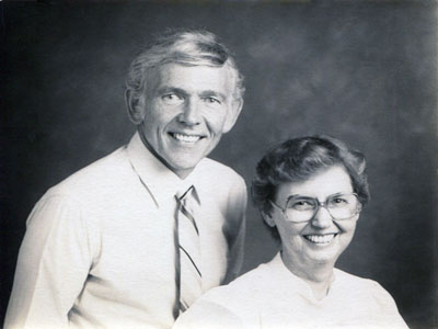 Irene and Richard Foulkes