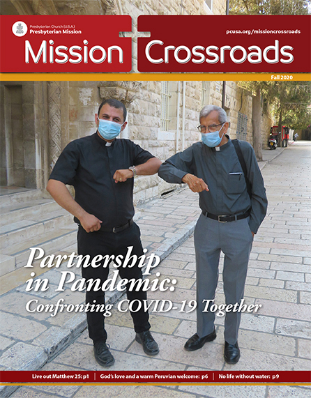 Mission Crossroads Fall 2020 cover