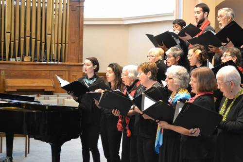 Mt. Hope World Singers