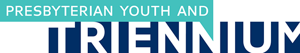 presbyterian youth and triennium banner