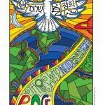 Season of Peace Children's Activity Poster - Color