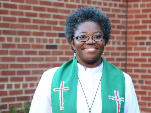 Philomena Ofori-Nipaah, director of Spiritual Care at MedStar National Rehabilitation Hospital in Washington, D.C. (Photo provided)