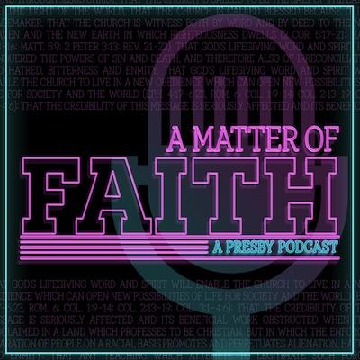 A Matter of Faith logo