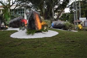 Silliman University garden