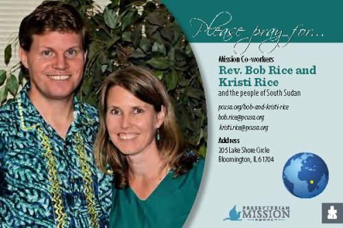 Bob and Kristi Rice