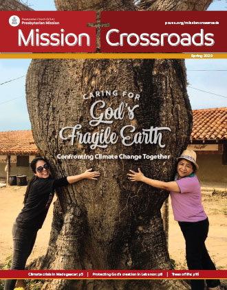 Mission Crossroads Fall 2019 cover