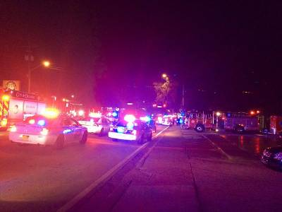 Shooting at Pulse Nightclub, Orlando, FL. Photo by City of Orlando Police Department