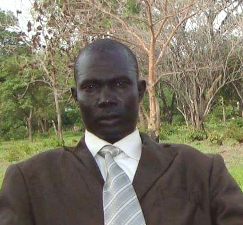 Simon Meen, an early child development teacher with a PC(USA) partner organization in South Sudan, was gunned down outside his home. (Photo provided)