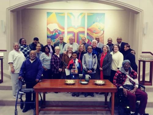 Balmoral Presbyterian Church Group