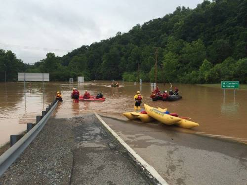 WVDOT flooding photo 2