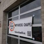 Wayfarer's Chapel signage