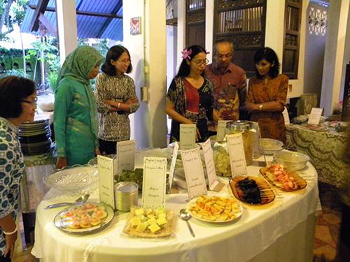 Muslim banquet