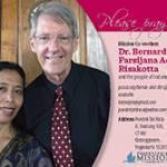 Dr. Bernard and Dr. Farsijana Adeney-Risakotta Prayer Card