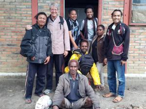 Human rights activists in Papua