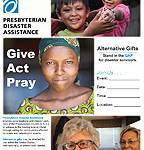 Alternative Giving poster