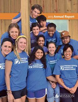 Presbyterian Mission Agency 2013 Annual Report