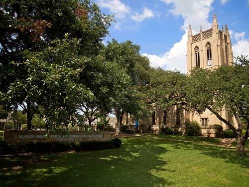 Austin Presbyterian Theological Seminary. (Photo provided)