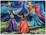 2014 Celebrate the Gifts of Women Bulletin Cover