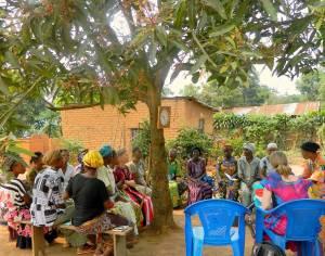 Peer-group micro-finance system strengthens social bonds among community members