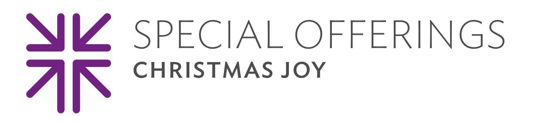 Christmas Joy Offering Logo