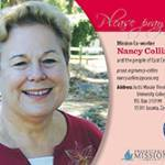 Nancy Collins Prayer Card