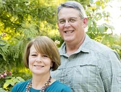Melissa and Charles Johnson