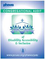Congregational Audit of Disability Accessibility & Inclusion