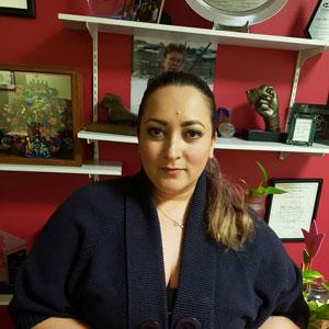 Lydia Cordero Cabrera
