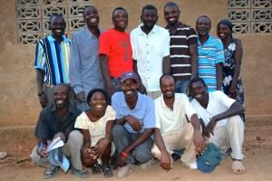 Leaders of Mouvman Revandikatif Peyizan San Tè, or the Farmers Movement Reclaiming Their Land