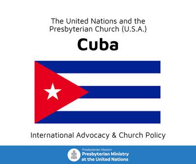Cuba fact sheet cover image