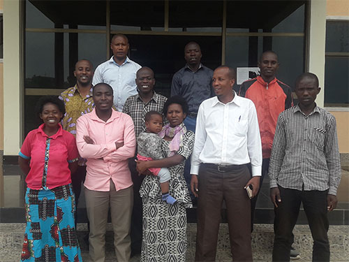 Karongi students