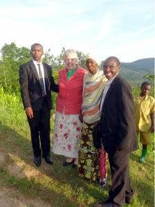 Philemon, his parents and me